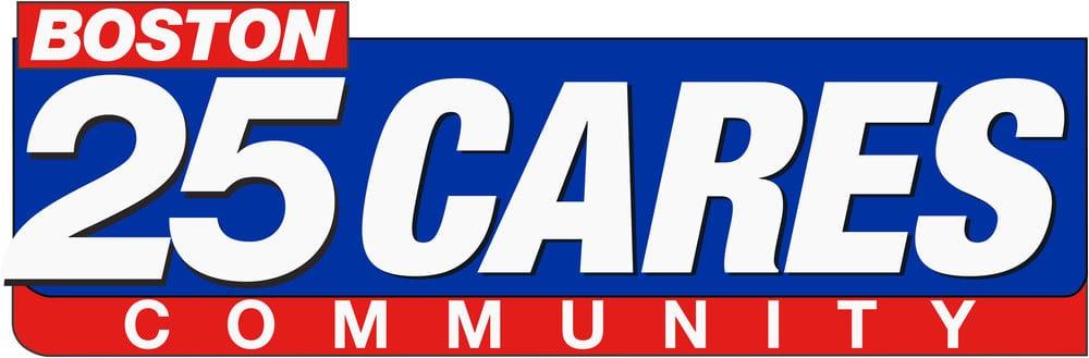 Boston 25 Cares logo