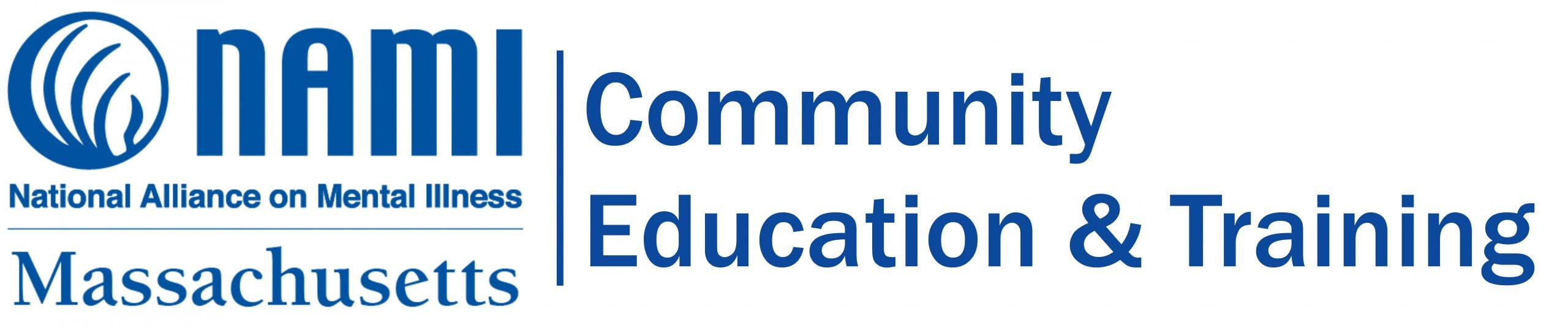 NMAI Mass Community Education & Training logo