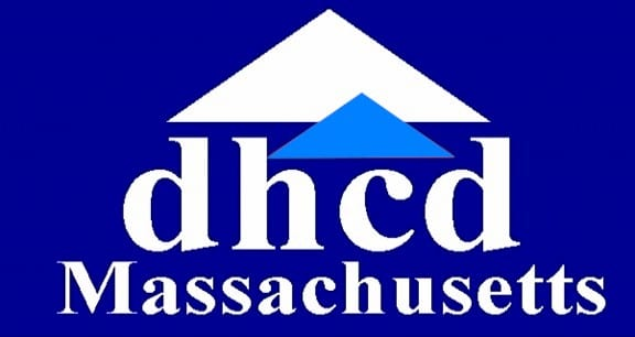 Massachusetts Housing and Community Development logo