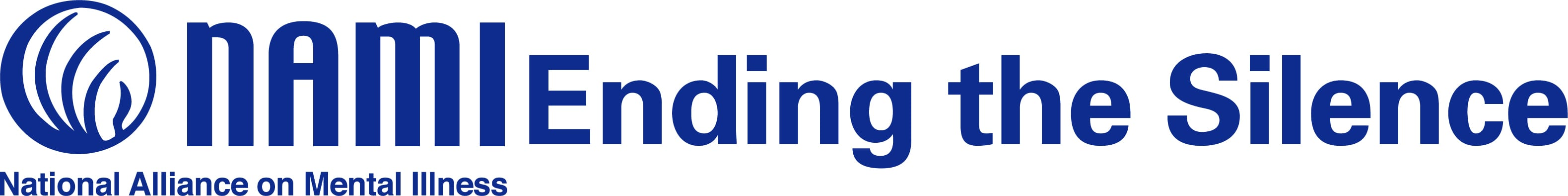 NAMI Ending the Silence logo