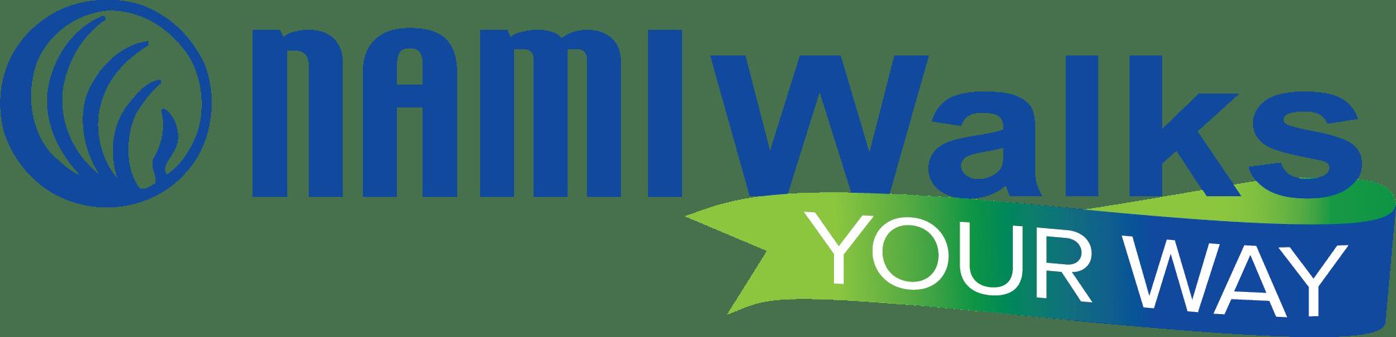 NAMI Walks logo