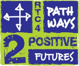 Research and Training Center for Pathways to Positive Futures logo