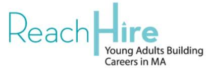 ReachHire logo