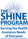 Supporting the Health Care Needs of Everyone (SHINE) logo