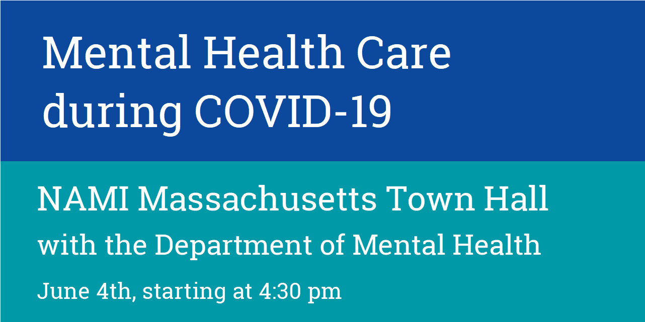 Mental Health Care during COVID-19 townhall
